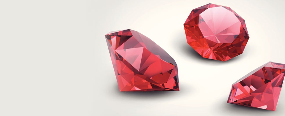 The Healing Properties of Rubies