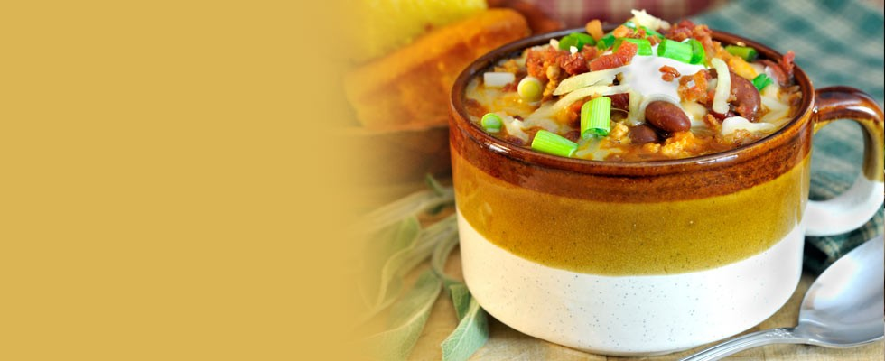 Turkey-Bean Chili