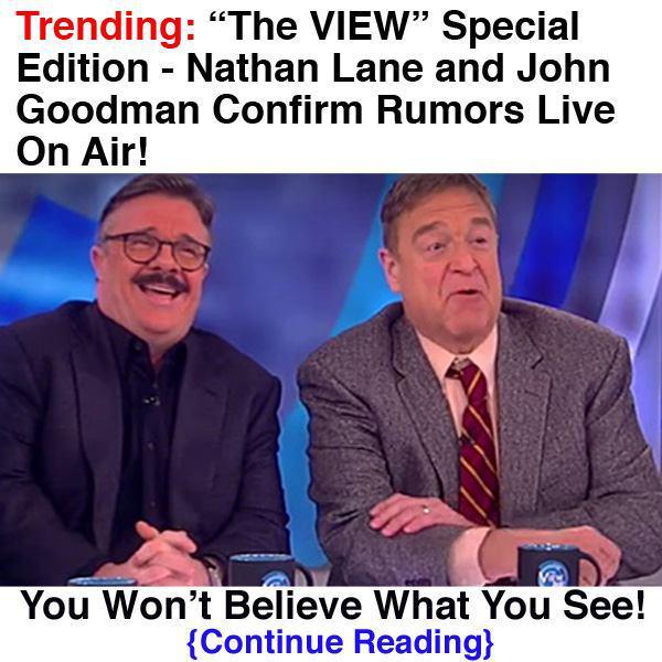 Nathan Lane And John Goodman Confirm...