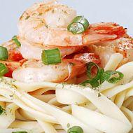 Classic Seafood Fettuccine