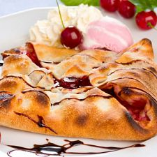 Chocolate-Cherry Pastries