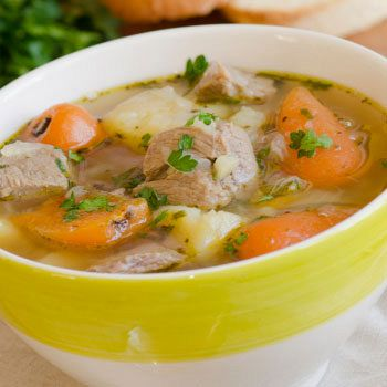 Herbed Irish Beef Beer Stew